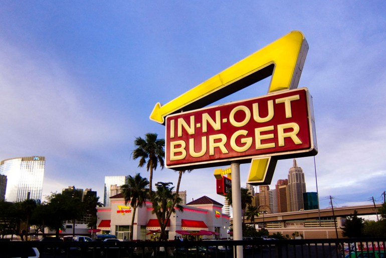 In-N-Out Burger voted America's favorite fast-food restaurant again
