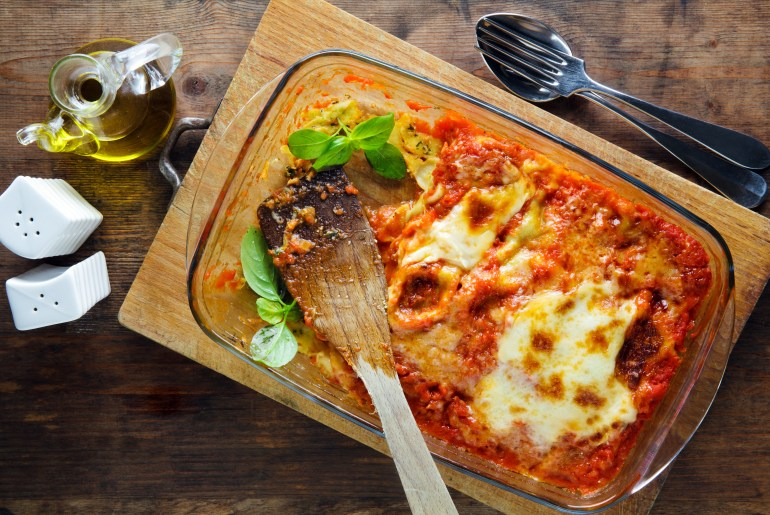 Lasagna or lasagne: Which is correct?