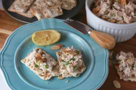 Lemon Almond Chicken Salad_3
