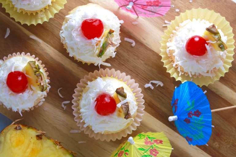 Piña Colada Cupcakes_3