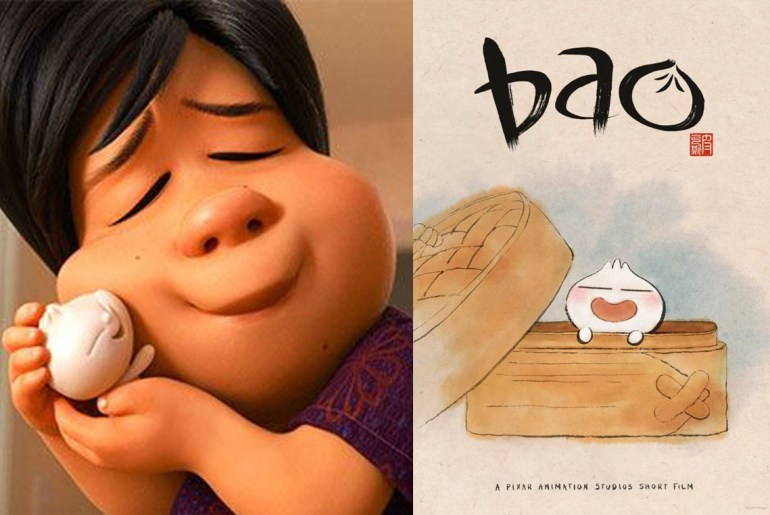 Pixar's upcoming new short film is about a dumpling