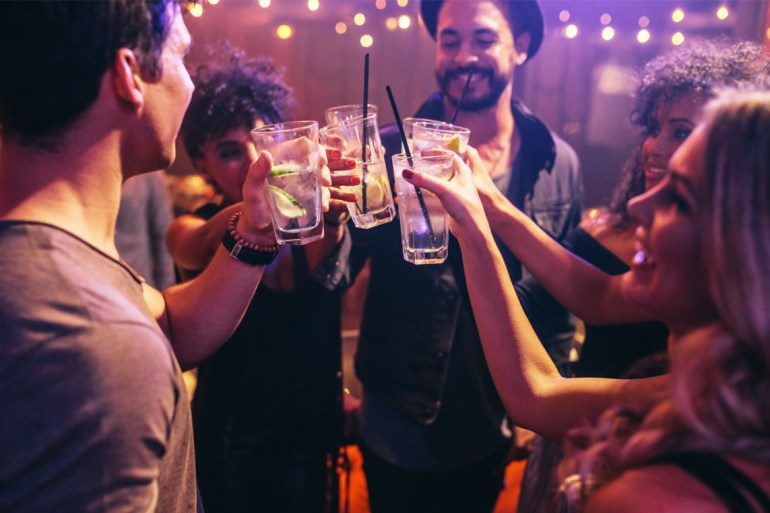 Studies showing moderate drinking is healthy were funded by alcohol industry