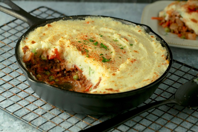Super Simple Shepherd's Pie