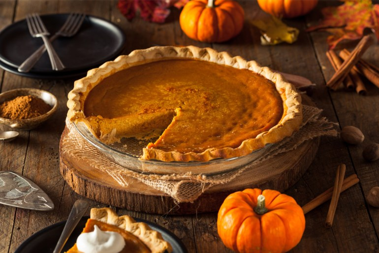 The 6 biggest mistakes you can make when baking pumpkin pie