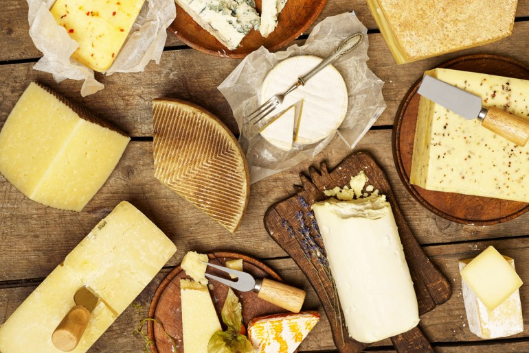 The best way to store nearly any type of cheese, according to an expert _feature