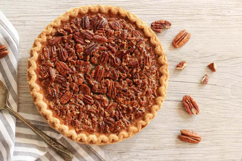 These were the most searched recipes of 2018 - Pecan pie