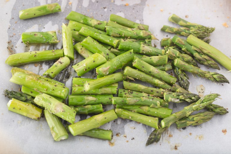 Thick or thin? The skinny on asparagus size