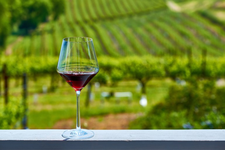 This state drinks the most wine in the US