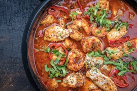 What's the difference between Cajun and Creole cuisine
