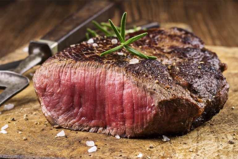 Why you should always 'rest' meat after cooking