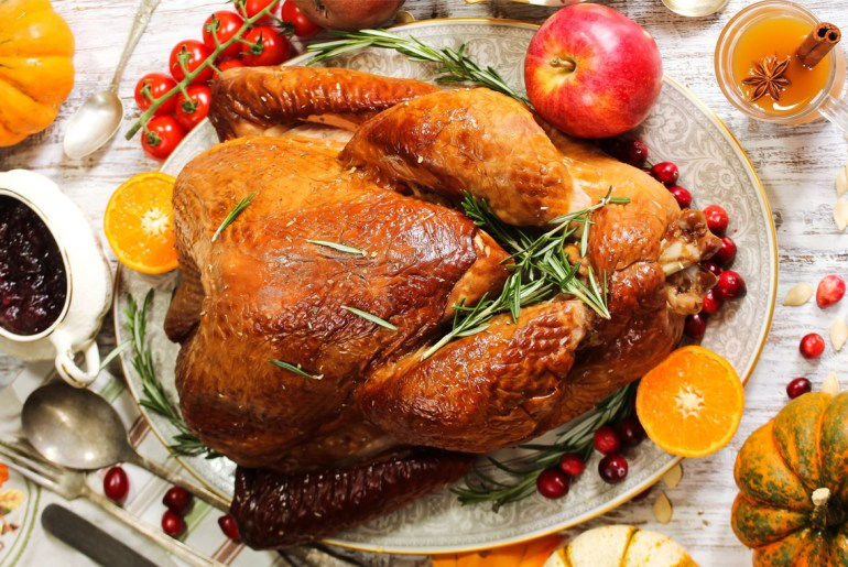 Why you shouldn't stuff your turkey the traditional way