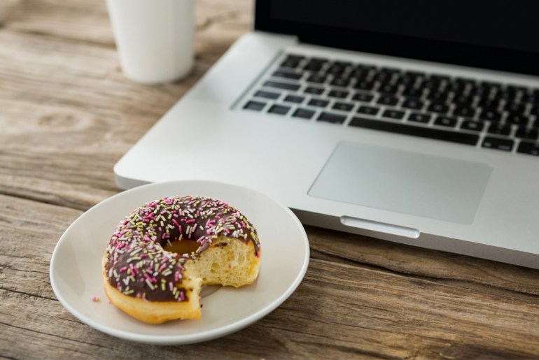Your workplace is adding 1,300 calories to your diet every week