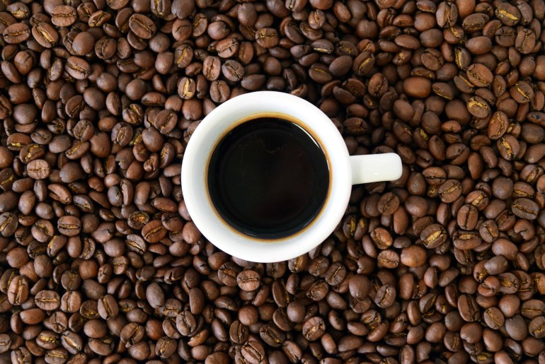 Four cups of coffee probably safe, new study confirms by Everybody Craves