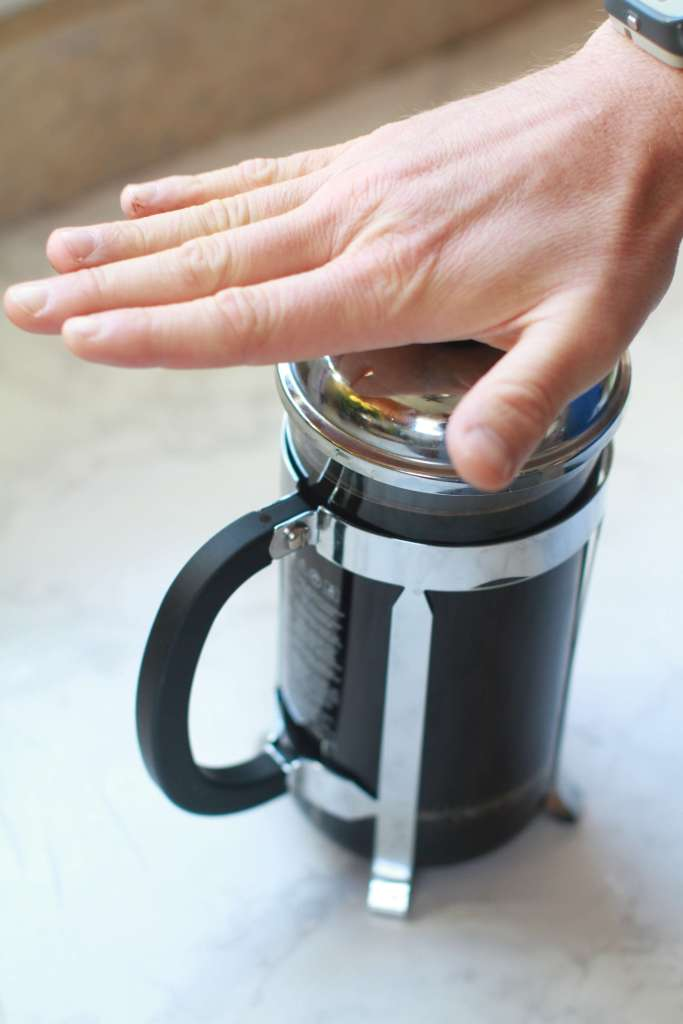French press coffee might look intimidating, but if you can drop a plastic pod into a Keurig, you can easily brew a great cup of French press.