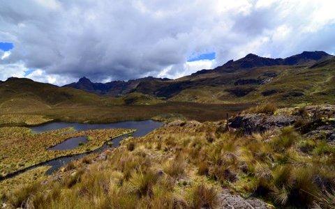 Cajas National Park (near Cuenca, Ecuador)