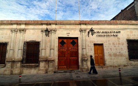 A few hours in Arequipa, Peru