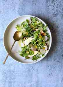 Easy Weeknight Rotisserie Chicken Salad