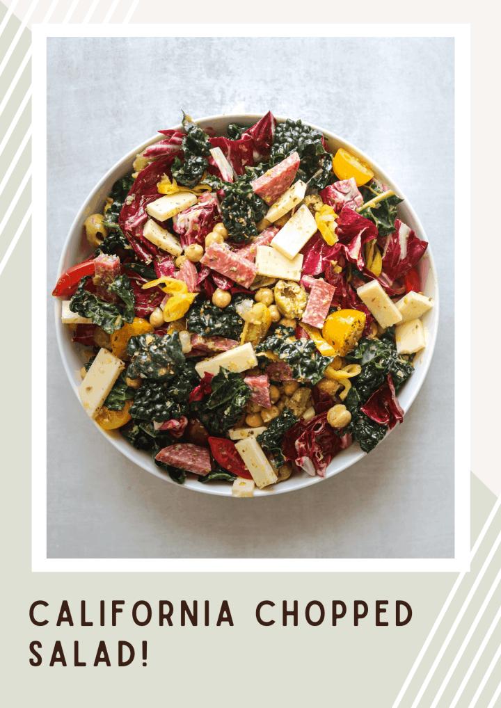 California Chopped Salad