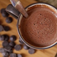 Rich & Creamy 5-Minute Microwave Hot Chocolate For One