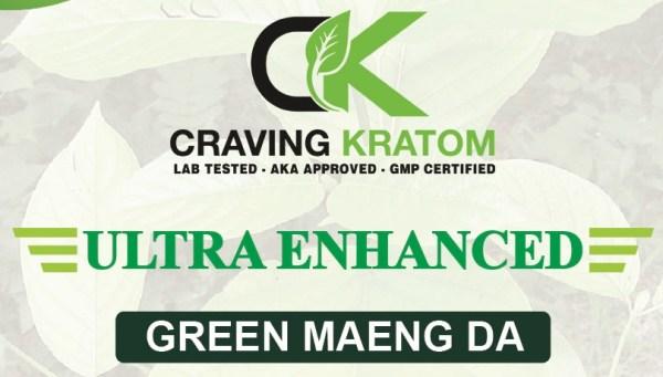 Ultra Enhanced Green Maeng Da