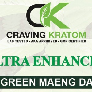 Ultra Enhanced Green Maeng Da