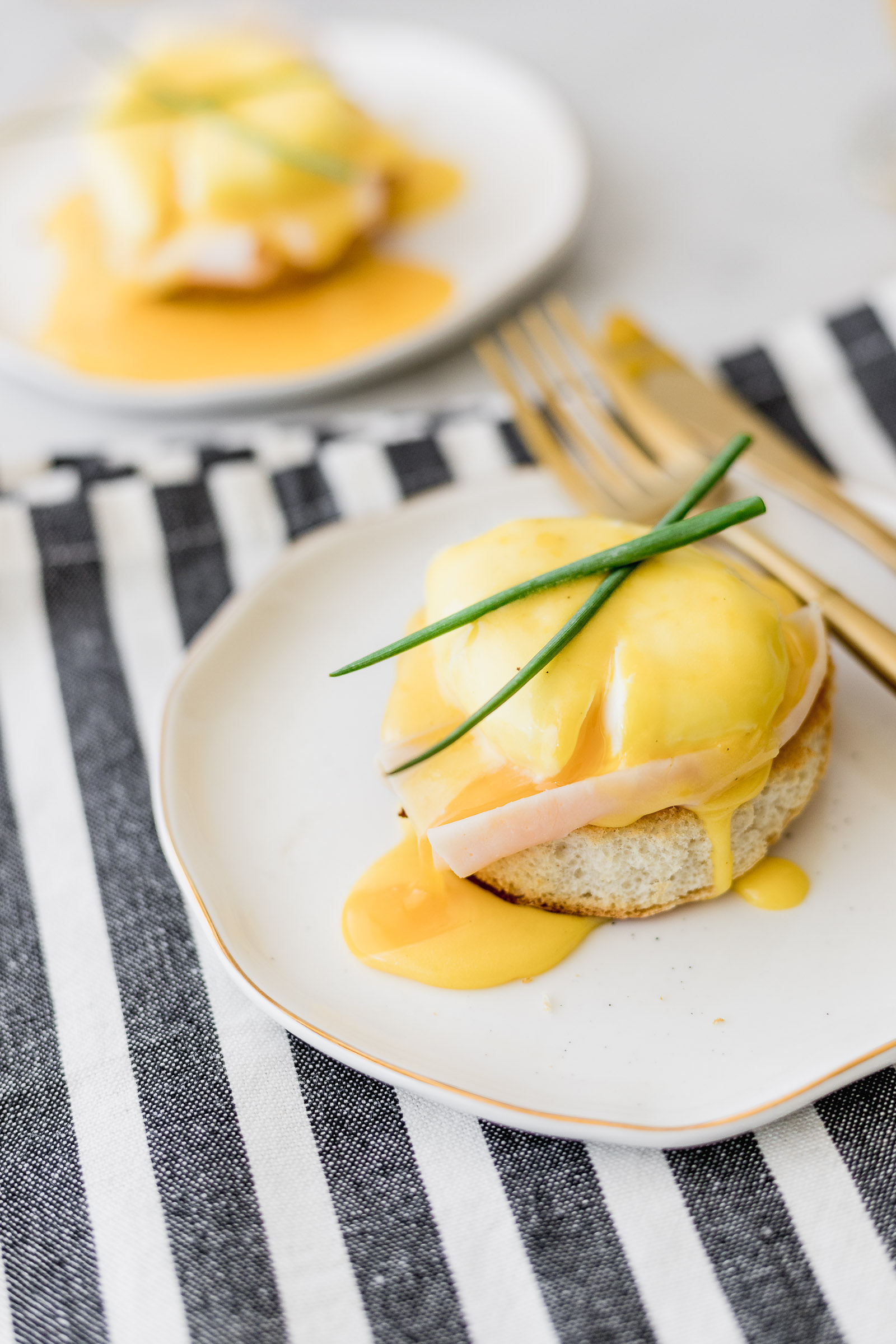 Hollandaise Sauce Error in the name does not interfere with taste