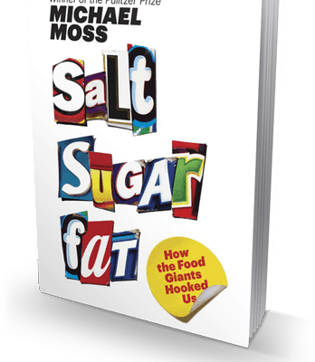 Salt, Sugar and Fat – Why We Can't Stop Eating It
