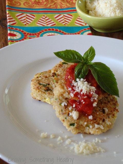 Quinoa Patties Craving Something Healthy