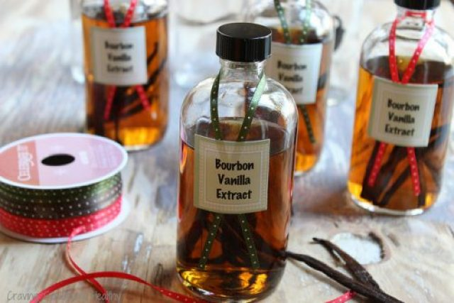 Bourbon Vanilla Extract|Craving Something Healthy