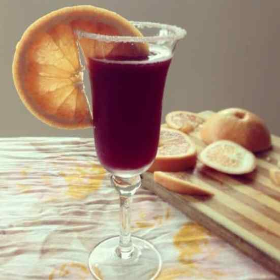 Red Ruby Spritz|PS Its Healthy