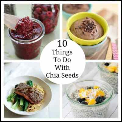 What the Heck are Chia Seeds?