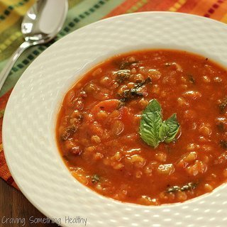 Pasta e Fagioli {Meatless Monday}