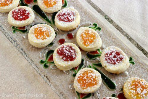 Polish Kolachki Cookies|Craving Something Healthy