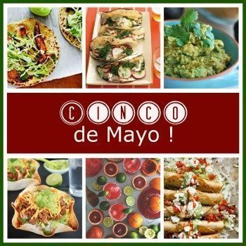 Healthier Eats For Cinco de Mayo