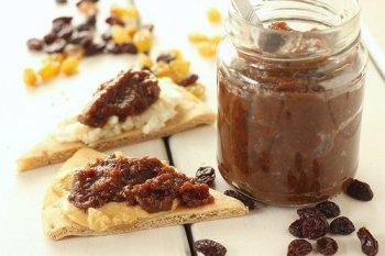 Cinnamon Raisin Butter|Craving Something Healthy