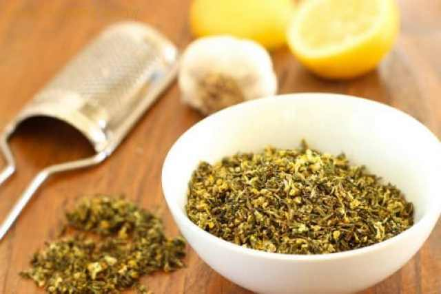 Rosemary, Thyme, Garlic and Lemon Herb Mixture|Craving Something Healthy
