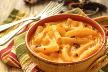 Quick Stovetop Chipotle Mac & Cheese Craving Something Healthy
