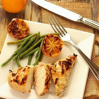 Lemon Garlic & Rosemary Marinade