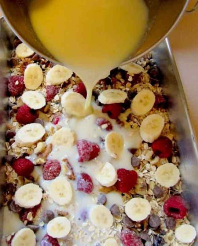 Baked Oatmeal|Epicurious