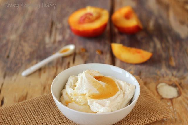 Honey Sea Salt Labneh|Craving Something Healthy