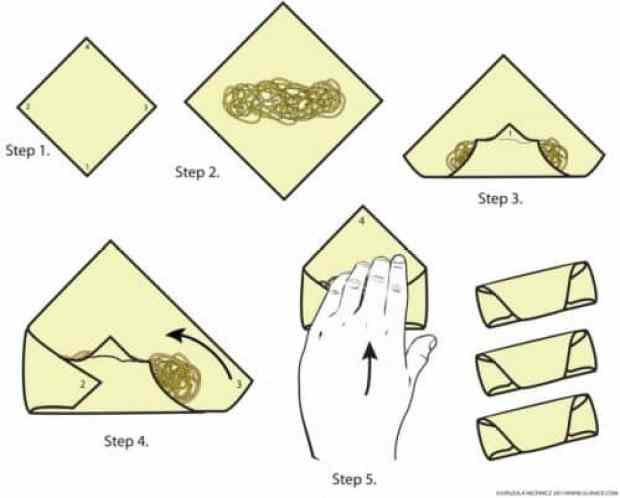 Eggrollsteps