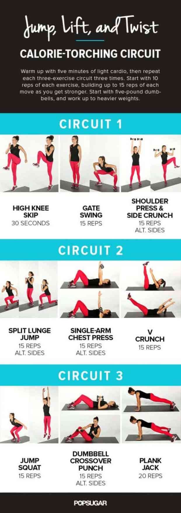 7 Ways to Work Out in Under 10 Minutes|Craving Something Healthy