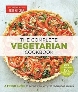 The Complete Vegetarian Cookbook, America's Test Kitchen