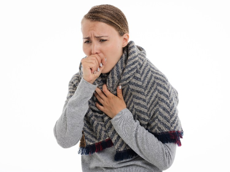 cough and sore throat