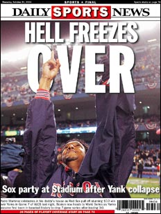 hell freezesover