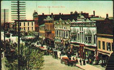 Frances Reiter Remembers North Sandusky Ave, Bucyrus, Ohio