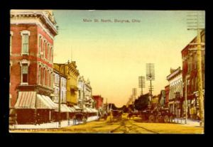 Lost History on South Sandusky in Bucyrus
