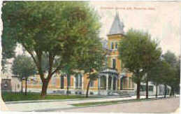 Crawford County Ohio Jail in 1908