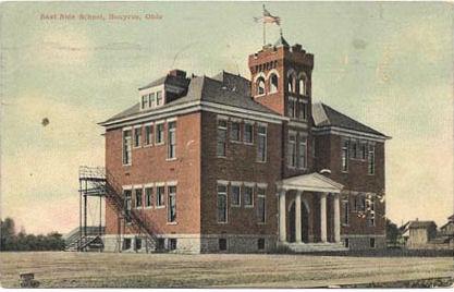 Crawford Elementary aka Kearsley Elementary in 1908