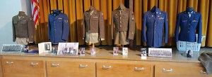 Bruce Shealy Family Military Uniform Collection